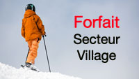 tarifs du forfait ski à champagny en vanoise