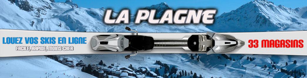 Location Ski La Plagne Paradiski