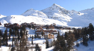 location de ski à belle plagne
