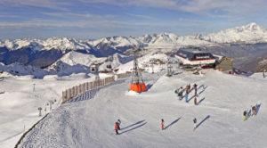 ouverture ski la plagne 8 decembre 2019