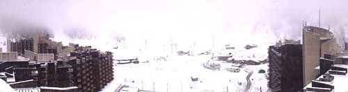 webcam plagne bellecote 28 novembre 2012