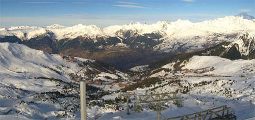 ski noel 2014 à la plagne