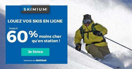 skimium location ski la plagne 2021 2022