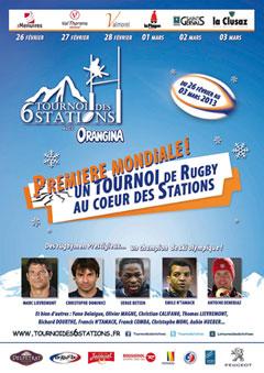 tournoi 6 stations 2013 à la plagne le 1er mars
