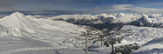 webcam grande rochette 25 avril 2012