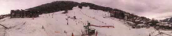 webcam plagne montalbert 25 avril 2012